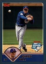 2003 Topps Opening Day #51 Bobby Hill MLB Baseball Trading Card