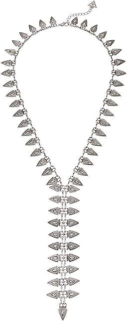 Western Y Necklace