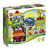LEGO Duplo Steine & Co. 10552 - Fahrzeug-Kreativset