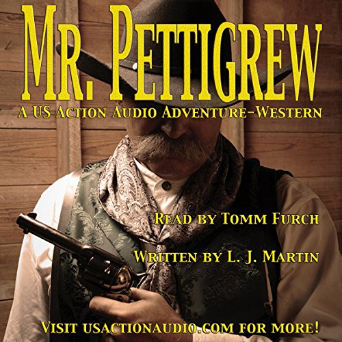 Mr. Pettigrew audiobook cover art