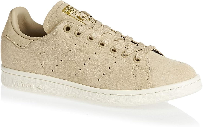 Adidas Men's Stan Smith Fitness shoes, Brown (Linen Khaki Linen Khaki), 13 UK(48.5 EU)