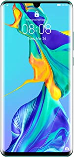 Huawei P30 Pro Smartphone, 256 GB 6.47 Inch OLED Display Smartphone with Leica Quad AI Camera, 8GB RAM, EMUI 9.1.0 Sim-Free Android Mobile Phone, Aurora