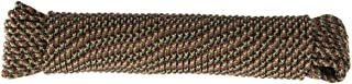 Camo Polypropylene Cord - 1/8 Inch x 50 Feet - Low Stretch, Rot and Mildew Resistance