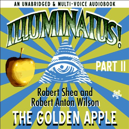 Illuminatus! Part II audiobook cover art