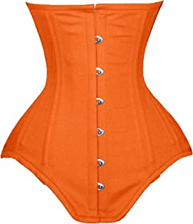 Amazon Com Women S Exotic Bustiers Corsets Oranges Bustiers Corsets Women Clothing Shoes Jewelry