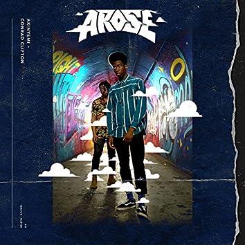 Arose