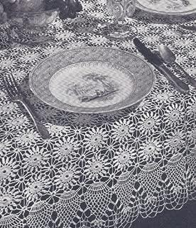 pineapple runner crochet pattern