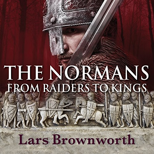 The Normans audiobook cover art