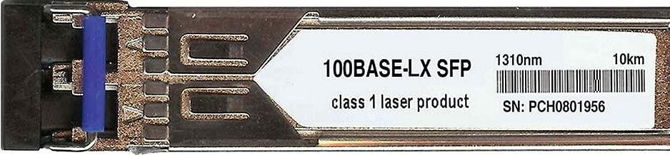 Cisco GLC-FE-100LX-RGD 100BASE-LX SFP Transceiver