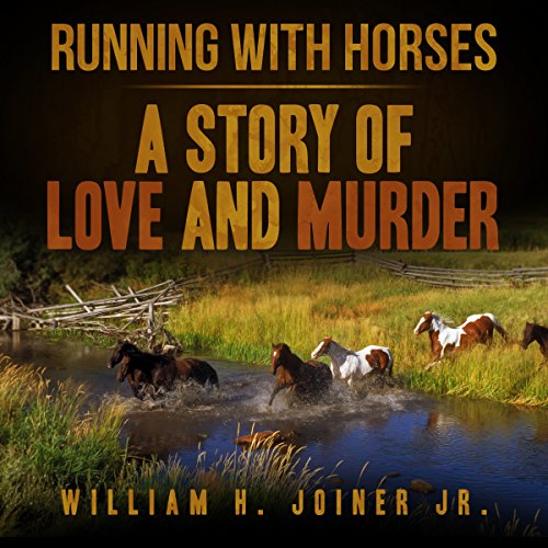 Running with Horses audiobook cover art