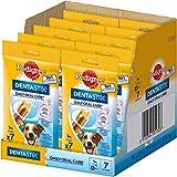 Pedigree Dentastix Snack per la Igiene Orale (Cane Piccolo 5-10 kg) 110 g 7 Pezzi - 7 Confezioni da 10 Pezzi (70 Pezzi totali)