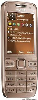 Nokia E52 (60MB, WiFi 3G, Golden Aluminium)