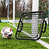 RapidFire Handheld Soccer Rebounder | Goalkeeper Training Equipment