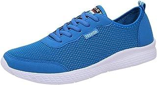 Unisex Uomo Donna Scarpe da Ginnastica Corsa Sportive Sneakers Running Basse Basket Sport Outdoor Fitness Respirabile Mesh...