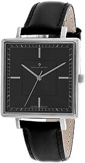 Christian Van Sant Women's Quartz Stainless Steel Strap, Black, 18 Casual Watch (Model: CV0411)