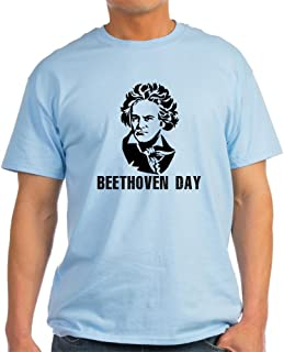 Beethoven Day Light T-Shirt Cotton T-Shirt