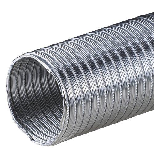 Alu-Flex-Rohr 2,6m Flexrohr Ø 75 mm 75mm Alurohr Flexschlauch Schlauch Aluminium Aluflexrohr flexibles Aluminiumrohr Aluflex Hitzebeständig AF