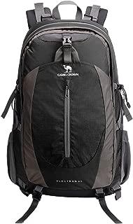 CAMEL CROWN 40L/50L Waterproof Hiking Backpack Travel Daypack Backpacks Trekking