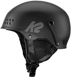 K2 Entity Helmet - 2019 - Youth Kids Ski + Snowboard - Black