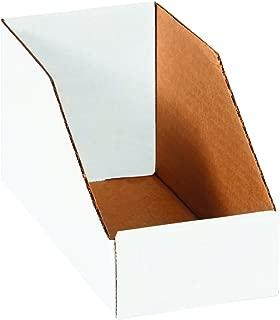 Aviditi BINBIN49 Corrugated Open Top Bin Box, 9