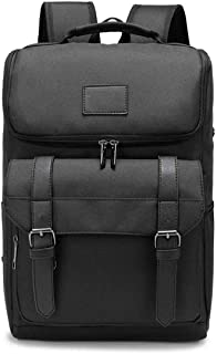Travel Laptop Backpack,Computer Bag for Women & Men Fits 15.6 Inch Laptop and Notebook - Black