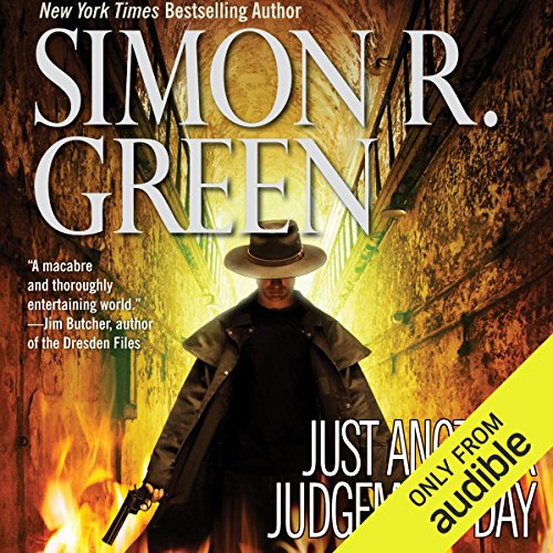 Just Another Judgement Day audiobook cover art