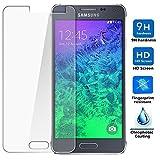 Electrónica Rey Protector de Pantalla para Samsung Galaxy A5 2016 Cristal Vidrio Templado Premium