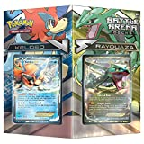 The Pokemon TCG: Battle Arena: Rayquaza v Keldeo Collectible Card Game