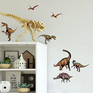 RoomMates Dinosaurs Peel and Stick Wall Decals - RMK1043SCS