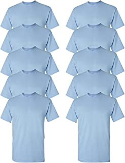 Gildan Men's Heavy Cotton 10 Pack