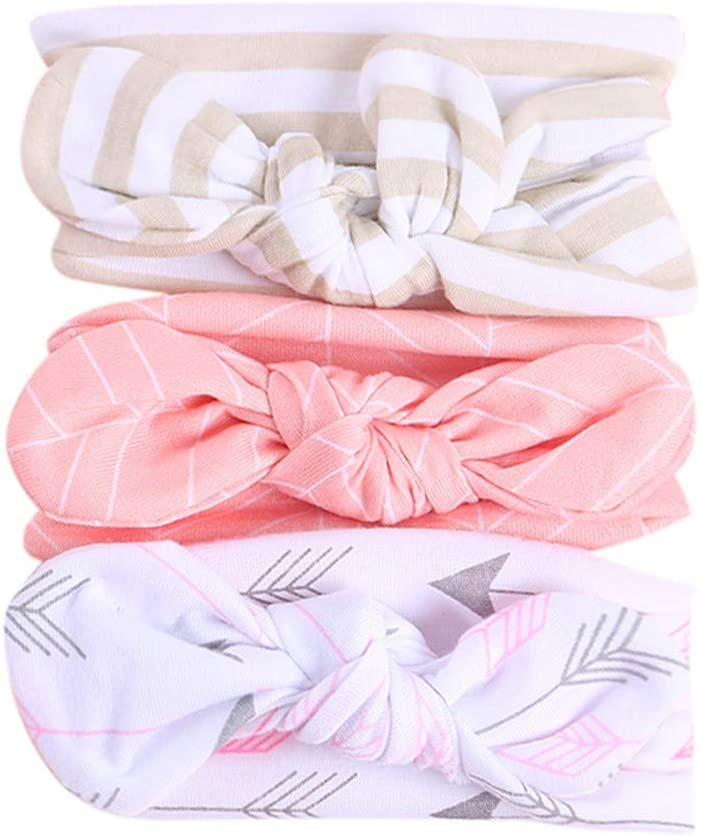 3Pcs Hairbands for Baby Girls Max 68% OFF Max 87% OFF Headband Beppter Bo Elastic Floral