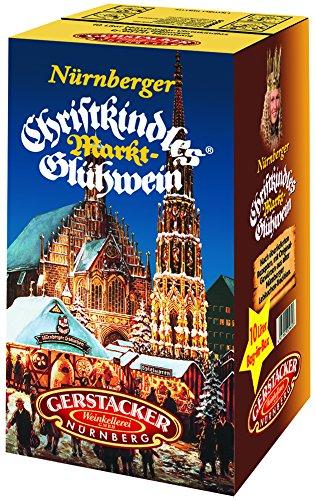 gerst de labranza Nürnberger Chris tkindles Mercado de Vino Caliente Bag de en caja de dulce (1x 10L)