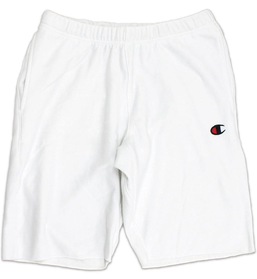 精査する限られたシリングチャンピオン スウェット ハーフパンツ 裾切りっぱなし Champion Life Reverse Weave French Terry Shorts (80105) メンズ [並行輸入品]