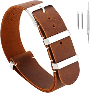 Best bvlgari leather strap Reviews