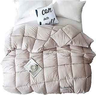Edred/ón De La Boda Automne /& Hiver Impression De Mode /Épaississement Quilt Garder Au Chaud Simple Double Quilts Climatisation Quilts Rouge taille : 180 * 220cm 2kg