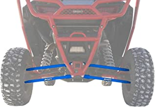 SuperATV Boxed Rear Radius Arms/Rods for Polaris RZR XP 1000 / XP 4 1000 (See Chart) - 4X Stronger Than Stock! - Voodoo/Velocity Blue
