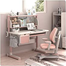 Kids Desk and Chair Set Kids Furniture Children's Desk Organizer, Height Adjustable Ideal for Writing Reading and Drawing ...