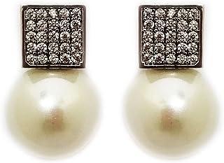 Platinum Plated Earring For Women (earring-18)