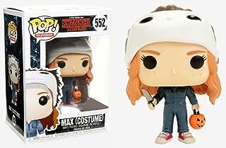 Funko Pop! Television Stranger Things Max #552 (Costume)