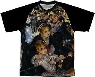 Renoir - Bal du Moulin de la Galette Technical T-Shirt for Men and Women