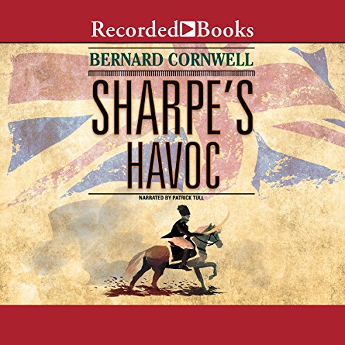 Sharpe's Havoc audiobook cover art
