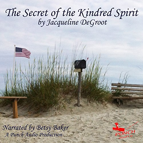 Secret of the Kindred Spirit audiobook cover art
