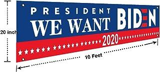 Anyone But Trump 2020 Yard Sign