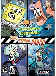 Spongebob Squarepants: Lights, Camera, Pants! - PC