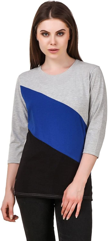 ALC Creation Women's Cotton Tshirt