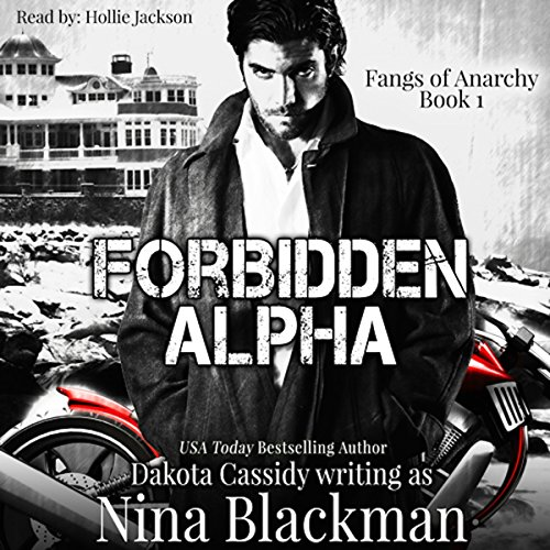 Forbidden Alpha  audiobook cover art