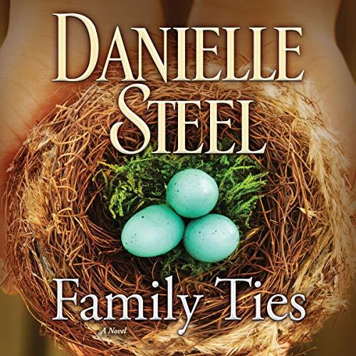 Family Ties audiobook cover art