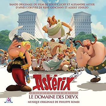 Asterix le domaine des Dievx (Bande originale du film d'animation)