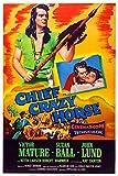 Chief Crazy Horse U Movie Poster Masterprint (60,96 x 91,44