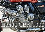 Honda CBX 1000 (Wandkalender 2019 DIN A2 quer): Ein Kraftpaket mit 6 Zylindern (Monatskalender, 14 Seiten )